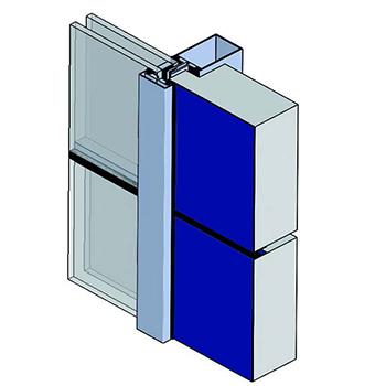 isosta-facade-panels_vertical-frame-system